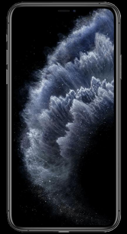 Apple iPhone 11 Pro Max 64GB Space Grau Gut