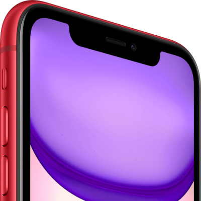 Apple iPhone 11 64GB Red Sehr gut