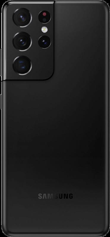 Samsung Galaxy S21 Ultra 5G 128GB Phantom Black Sehr gut