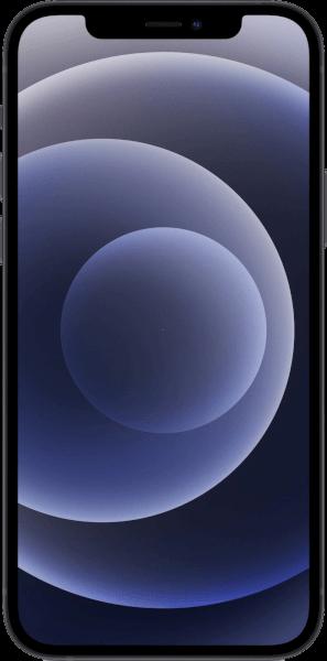 Apple iPhone 12 mini 64GB Schwarz Wie neu