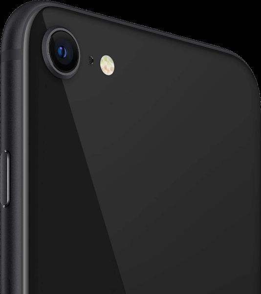 Apple iPhone SE (2020) 64GB Schwarz Sehr gut