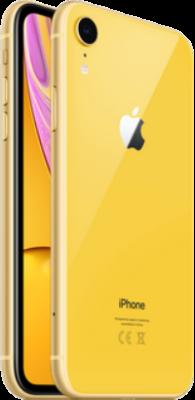 Apple iPhone XR 64GB Gelb Sehr gut