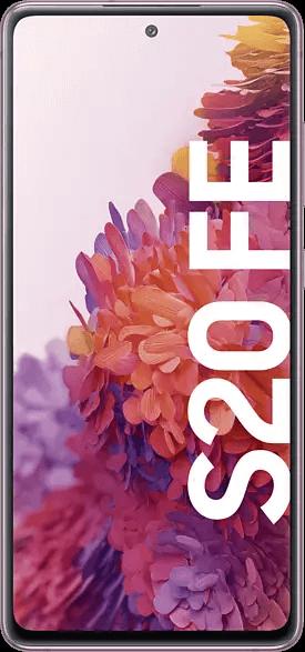 Samsung Galaxy S20 FE 128GB Cloud Lavender Sehr gut
