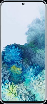 Samsung Galaxy S20 128GB Cloud Blue Sehr gut