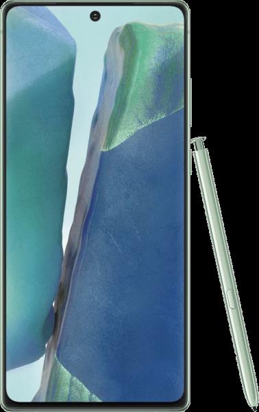 Samsung Galaxy Note 20 256GB Mystic Green Sehr gut