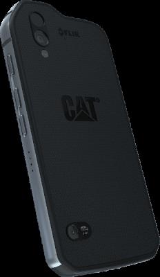 CAT S61 64GB Schwarz Sehr gut