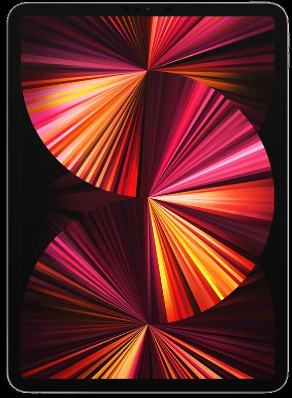 """Apple iPad Pro (2021) 11"""" WiFi 128GB Space Grau Wie neu"""