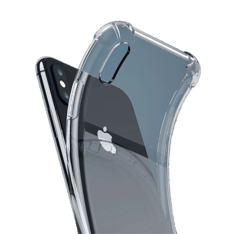 Silikon Case Transparent (iPhone 12 mini)
