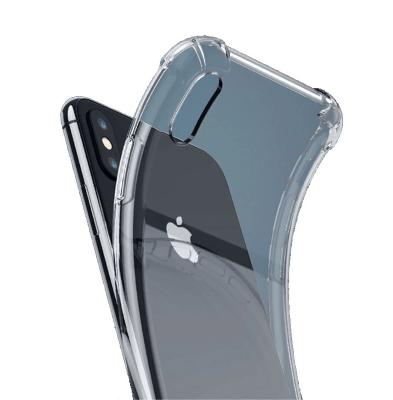 Silikon Case Transparent (iPhone XS Max)