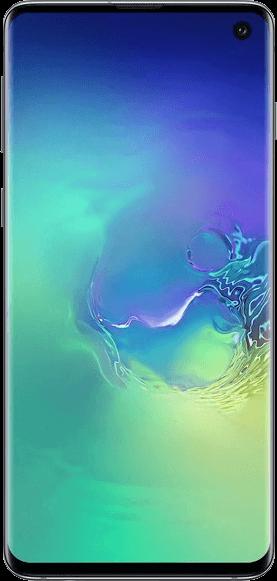 Samsung Galaxy S10+ 128GB Prism Green Sehr gut